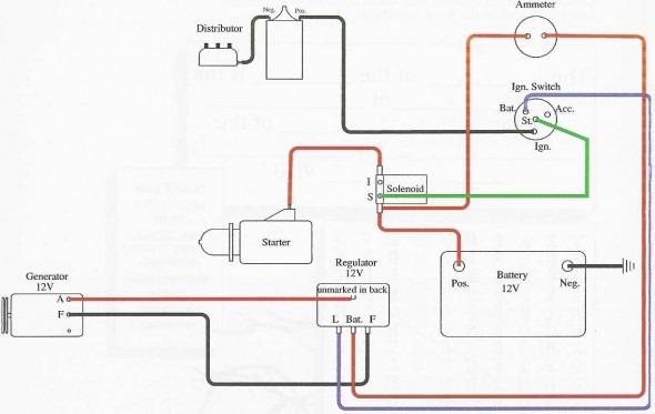 1954 Farmall 6 Volt Positive Ground Wiring Diagram Wiring Diagram Single Pole Toggle For Wiring Diagram Schematics