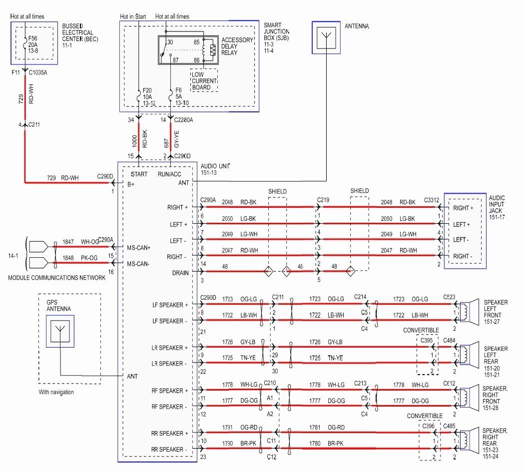 1996 Ford Ranger Stereo Wiring Diagram Database