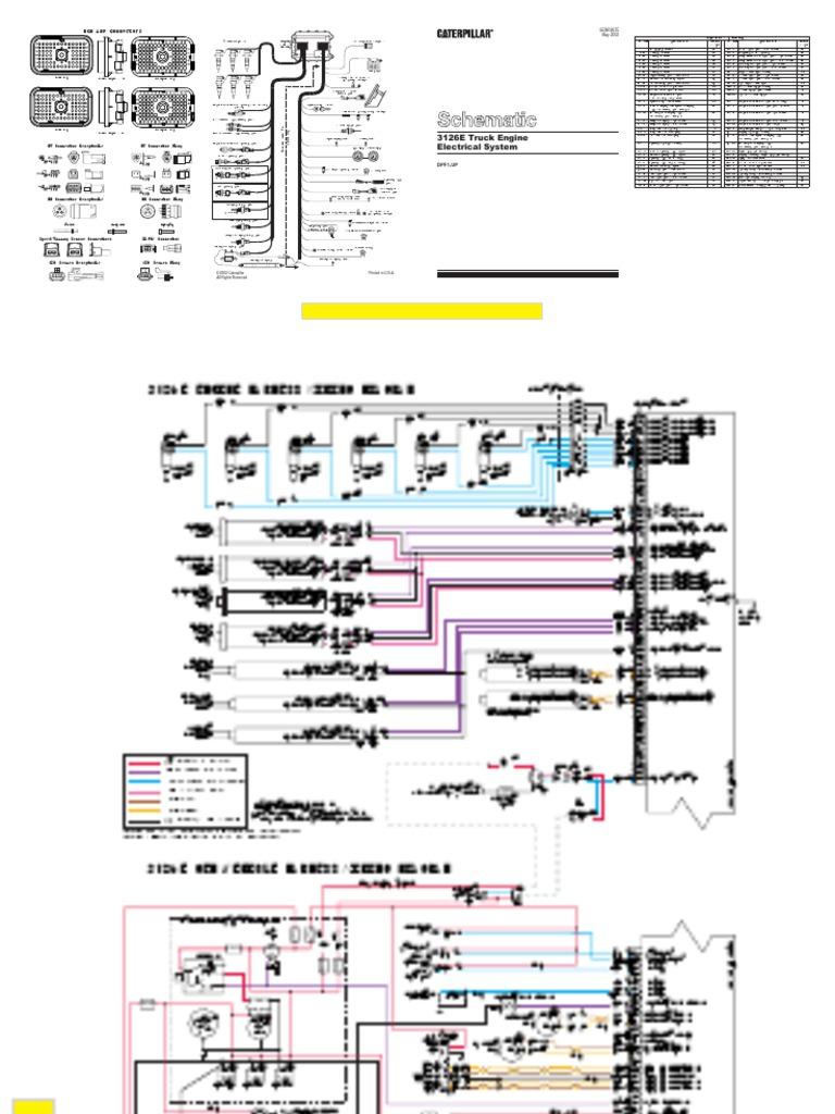 FG_2135] 3126 Caterpillar Wiring Diagrams Schematic WiringWida Scoba Bocep Mohammedshrine Librar Wiring 101
