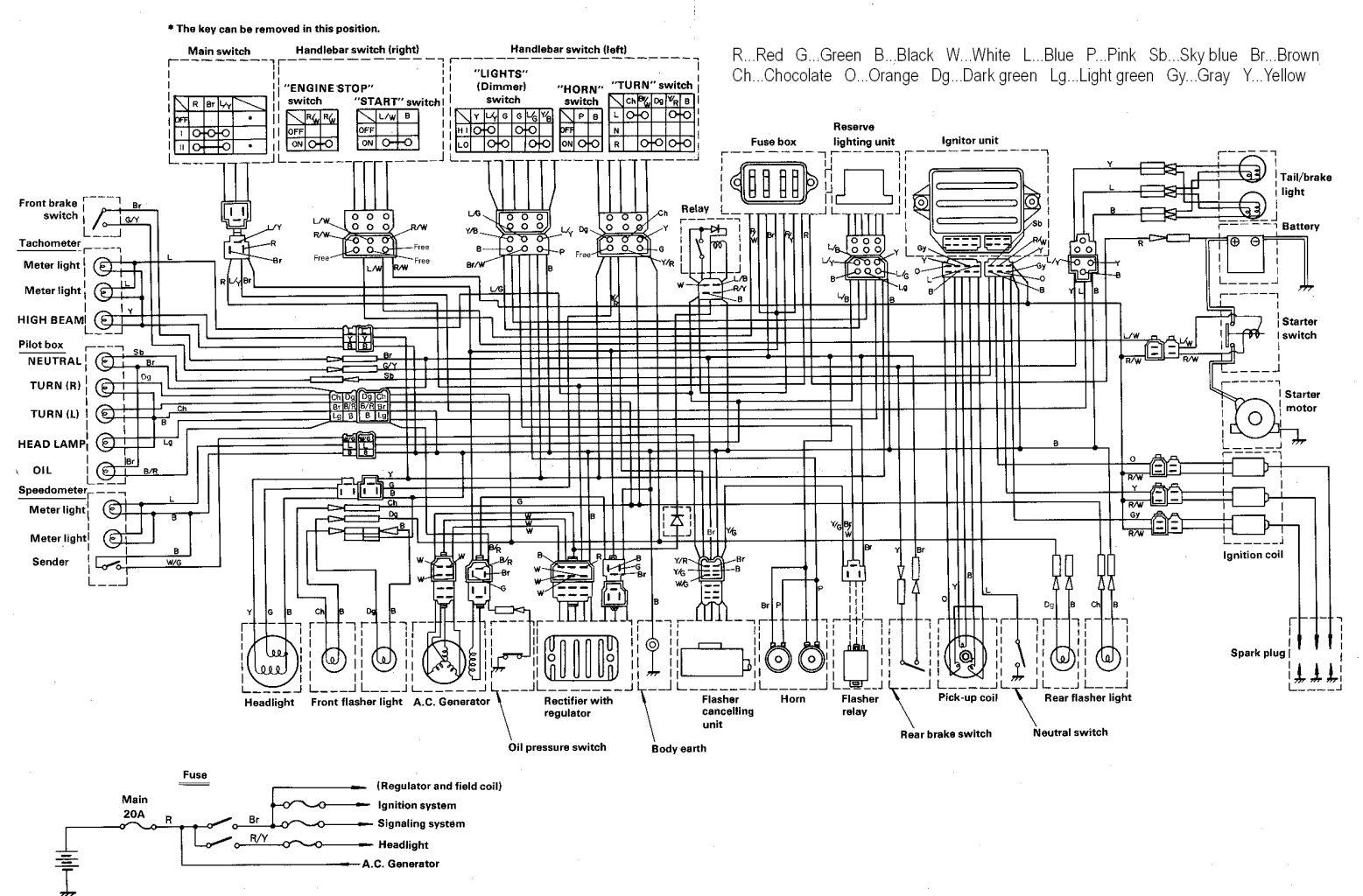 Swell Wrg 9867 83 Yamaha Virago Wiring Diagram Wiring Cloud Lukepaidewilluminateatxorg