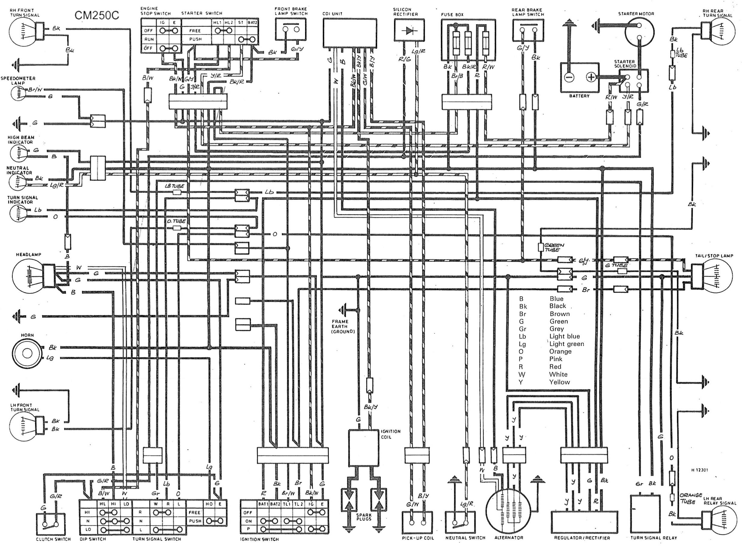 Tz 5314 1982 Yamaha Virago Xv920 Wiring Diagram On Virago 1992 Xv750 Diagram Download Diagram