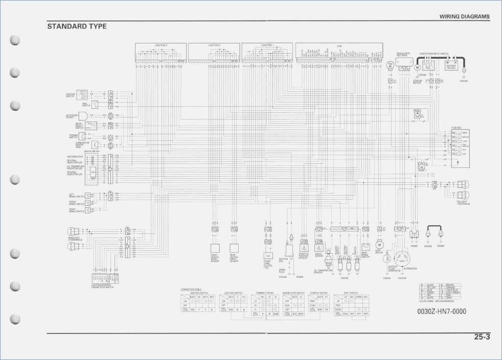 Honda Rincon Wiring Diagram 1995 Toyota Tercel Fuse Diagram Begeboy Wiring Diagram Source