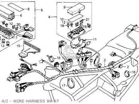 gl1000 wiring harness of 6956  gl1200 aspencade wiring diagram get free image about  gl1200 aspencade wiring diagram