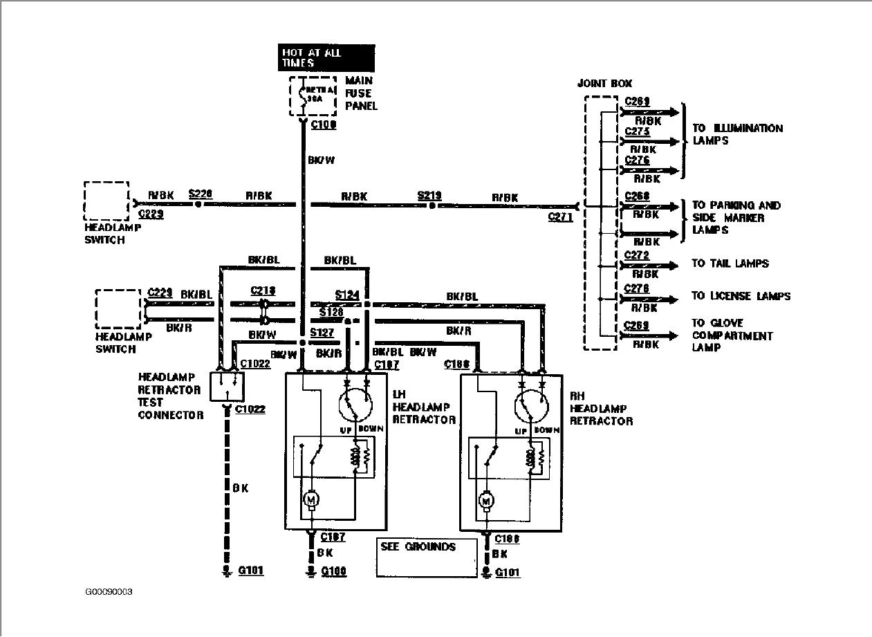 1990 ford probe wiring diagram - wiring diagram system stare-image -  stare-image.ediliadesign.it  ediliadesign.it