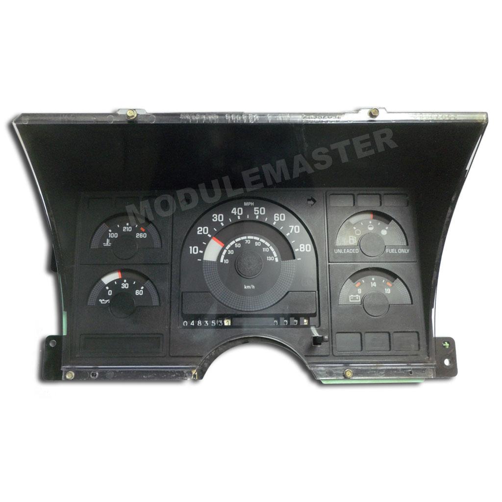 40 Chevy Blazer Speedometer Wiring   Ignition Switch Wiring ...