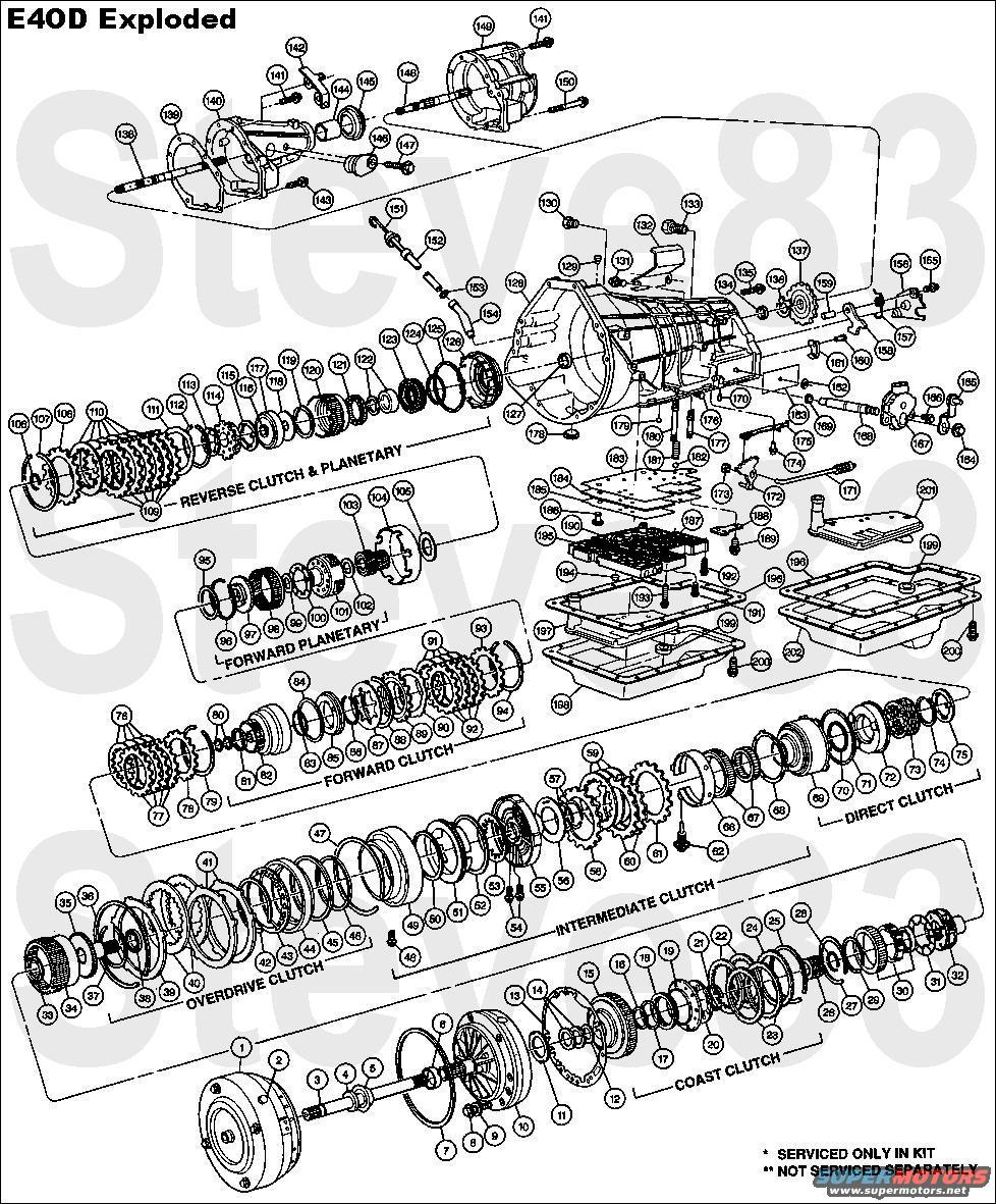 ford e4od transmission parts diagram e4od diagram 1989 wiring diagram e6  e4od diagram 1989 wiring diagram e6
