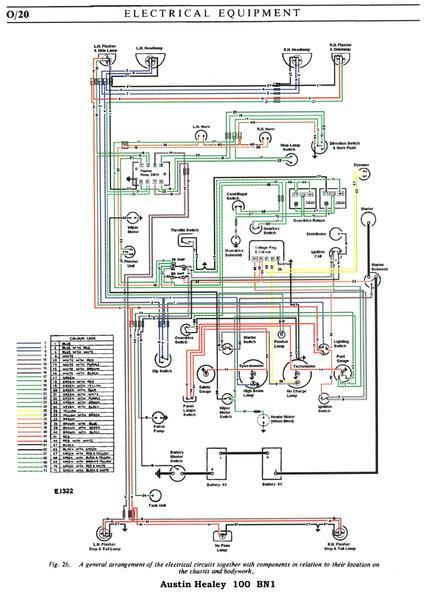austin healey sprite wiring diagram bugeye sprite wiring diagram wiring diagram data  bugeye sprite wiring diagram wiring