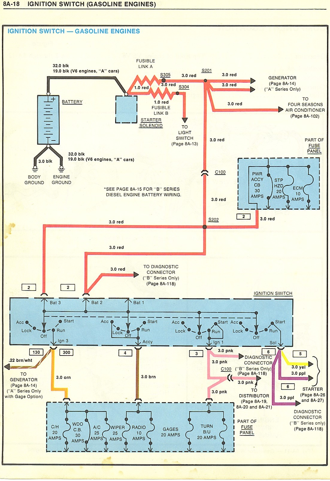 1971 Chevy Ignition Wiring Diagram Beacon Morris Wiring Diagram For Wiring Diagram Schematics