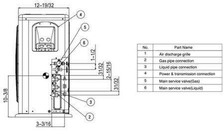 [ZTBE_9966]  XV_6924] Lg Heat Pump Wiring Diagram Together With Mini Split Air  Conditioning Schematic Wiring   Lg Ductless Wiring Diagram      Gray Onom Denli Mohammedshrine Librar Wiring 101