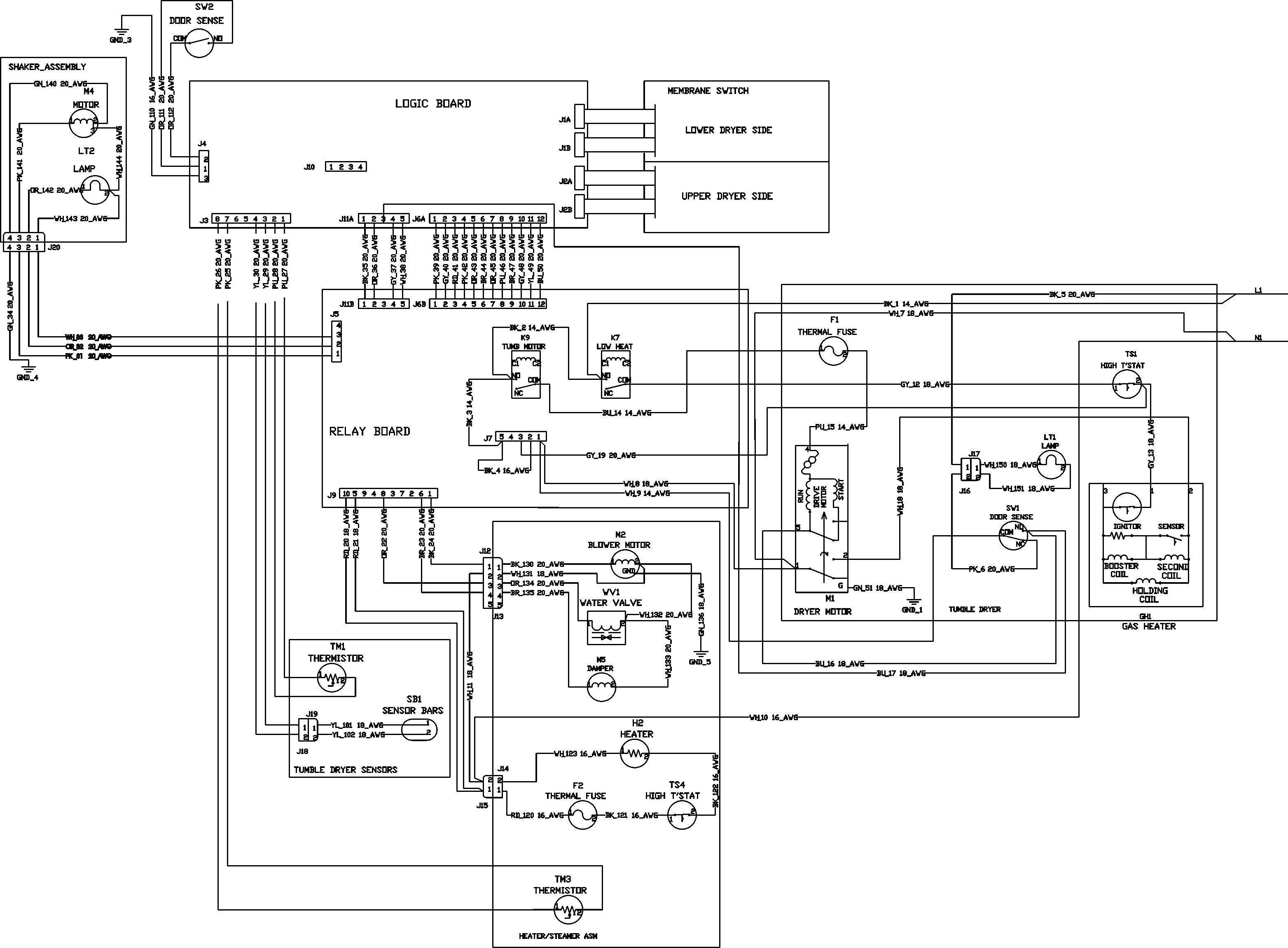 Maytag Dryer Wiring Diagram 283 Wiring Diagram Landrovers Yenpancane Jeanjaures37 Fr