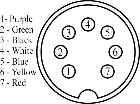 6 Pin Xlr Wiring Diagram Triumph Simplified Wiring Diagram Bege Wiring Diagram
