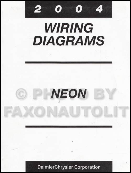 [DIAGRAM_3ER]  OL_9709] 2004 Dodge Neon Wiring Diagram Manual Original Schematic Wiring | Dodge Neon Alternator Wiring Diagram |  | Nful Gho Vira Mohammedshrine Librar Wiring 101