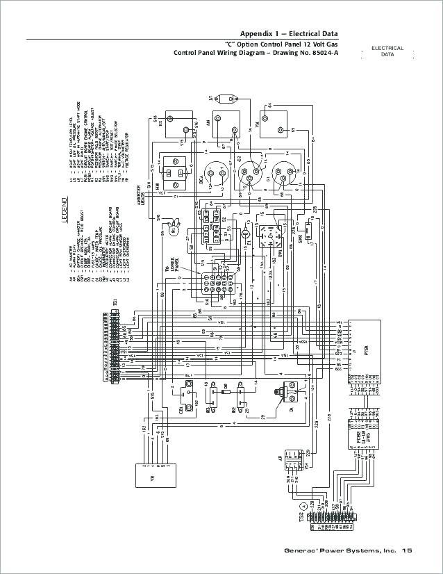 Kl 6832 Generac Wiring Schematic