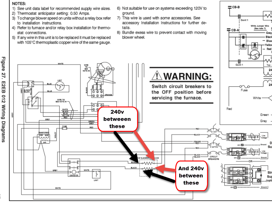 nordyne thermostat wiring diagram flow process chart