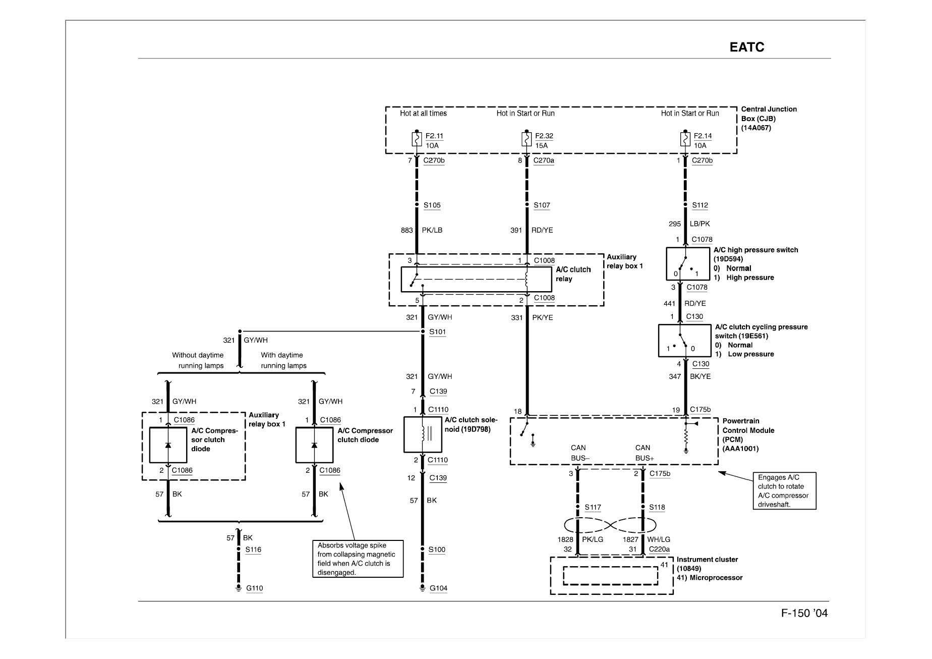 2005 Ford F 150 Ac Diagram - Data Wiring Pair host-realism -  host-realism.newmorpheus.it | Ford F150 Air Conditioning Wiring Diagram |  | newmorpheus.it