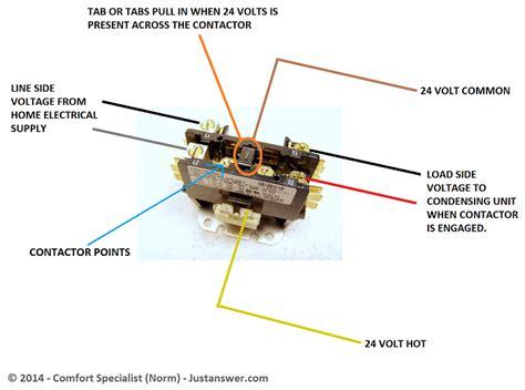 Ld 9198 Hvac Contactor Wiring Diagram For Compressor Wiring Diagram