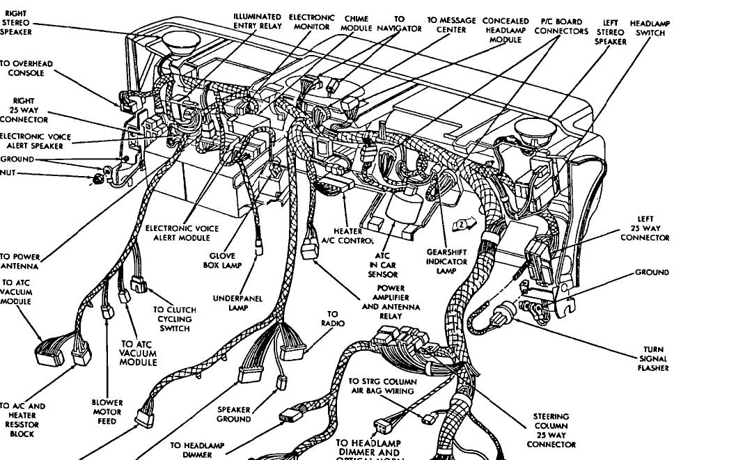 1992 chrysler lebaron fuse box 84 chrysler lebaron fuse box wiring diagram data  84 chrysler lebaron fuse box wiring