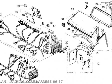 Wiring For 1984 Goldwing Cb Radio 1999 Lexus Es300 Fuse Box Diagram Begeboy Wiring Diagram Source