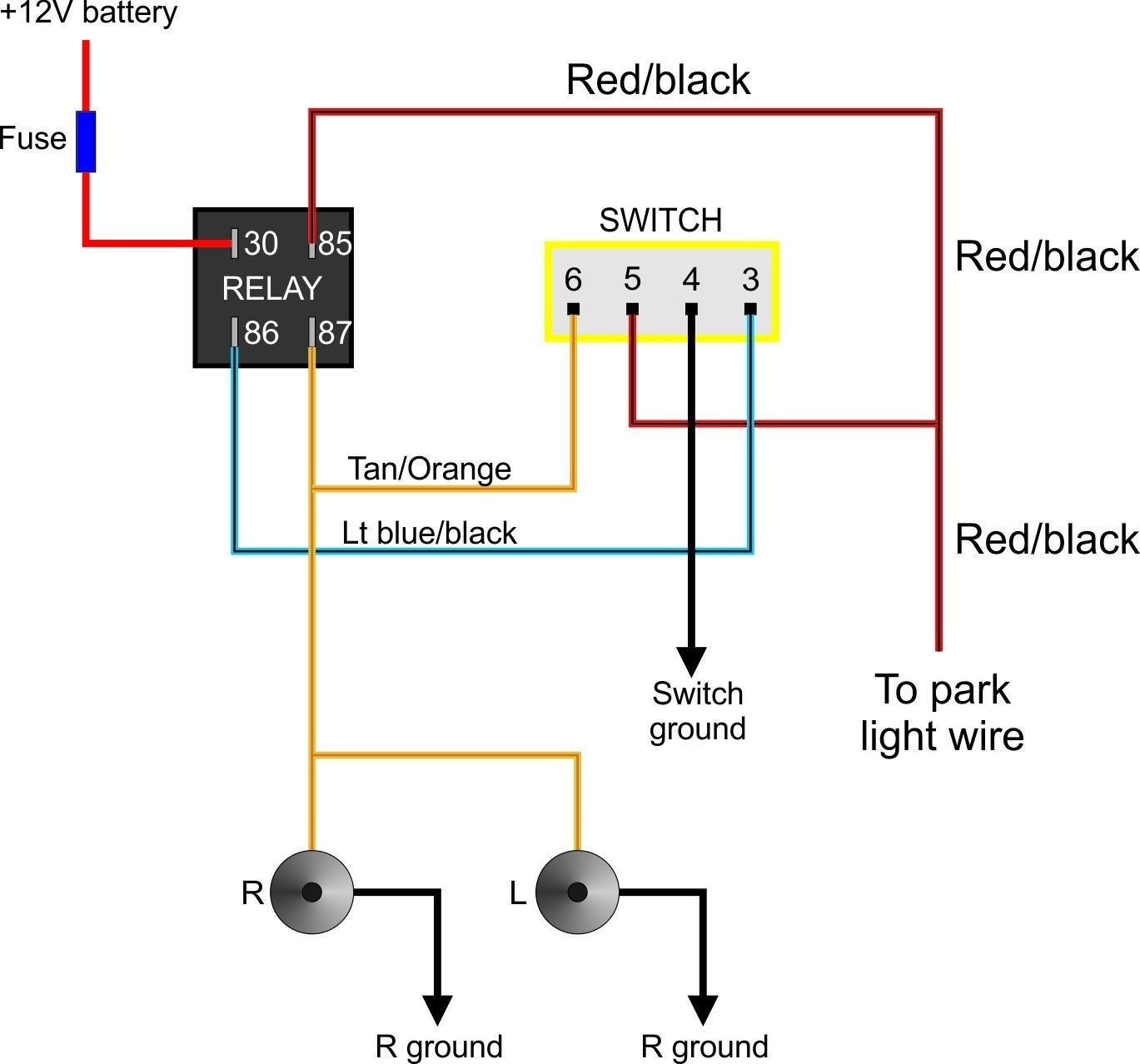 [DIAGRAM_4FR]  HO_3349] Relay Wiring Diagram 6 Pin Schematic Wiring | Wiring Diagram For 6 Pole Bs Switch |  | Chor Istic Icaen Umng Mohammedshrine Librar Wiring 101