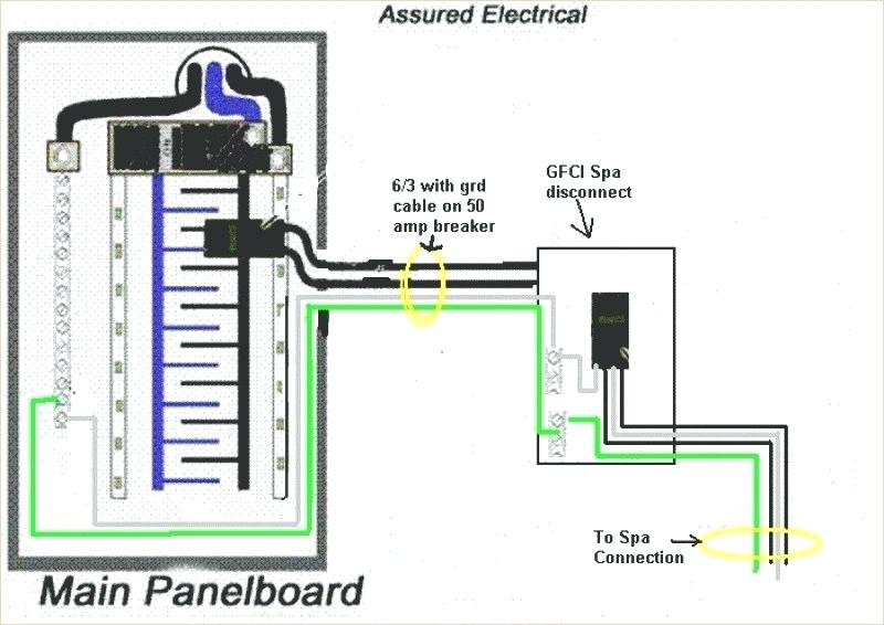 Hv 3661 How To Wire A 100 Sub Panel Diagram Together With Garage Electrical Wiring Diagram