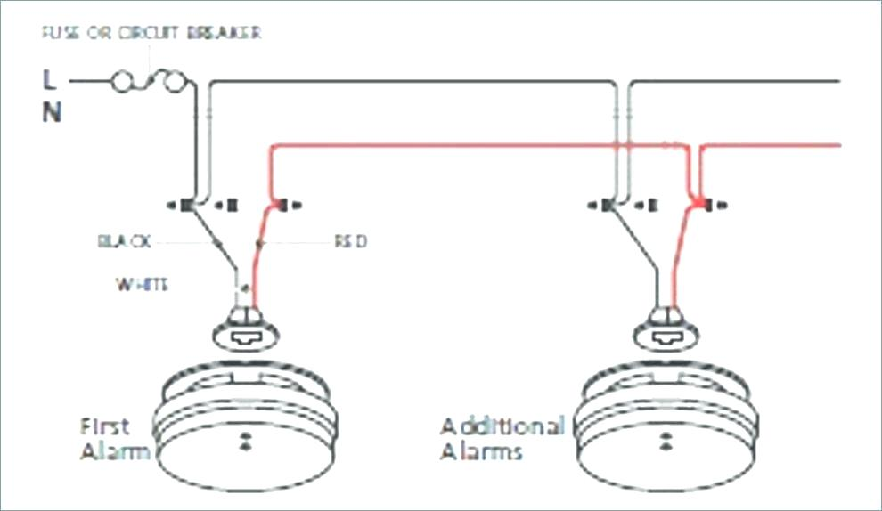 firex smoke detector wiring diagram  circuit breaker fuse