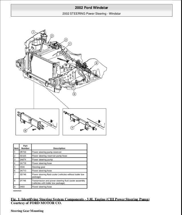 95 windstar engine wiring diagram sc 0908  2001 ford windstar wiring diagram manual original  2001 ford windstar wiring diagram