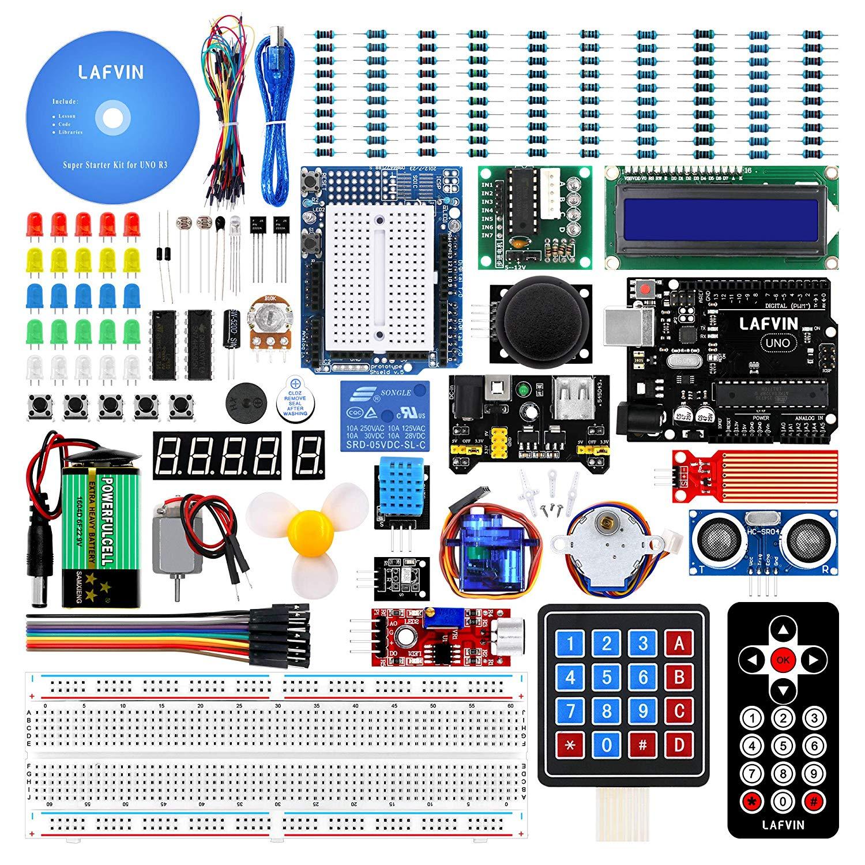 Outstanding Amazon Com Lafvin For Uno Project Super Starter Kit For Arduino Uno Wiring Cloud Counpengheilarigresichrocarnosporgarnagrebsunhorelemohammedshrineorg