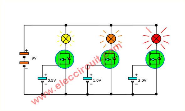 Astounding Simple Time Delay Circuit Using Mosfet Eleccircuit Com Wiring Cloud Rdonaheevemohammedshrineorg