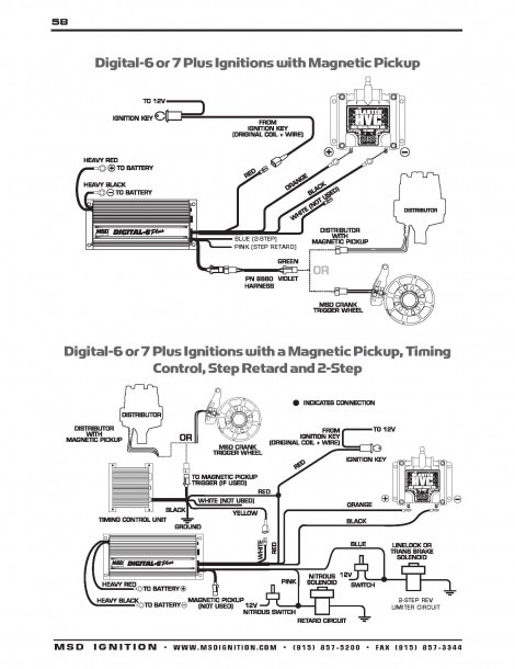 Dr 1534 Msd 6al Wiring Diagram Chrysler Get Free Image About Wiring Diagram Download Diagram