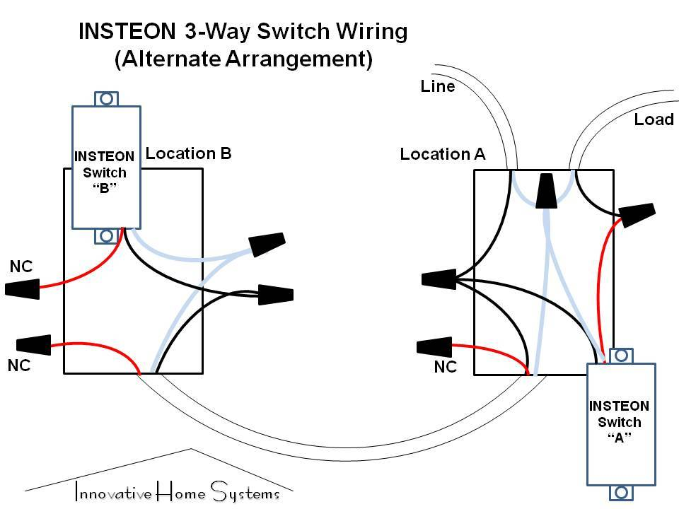 Ex 2805 Insteon 3way Switch Alternate Wiring Download Diagram