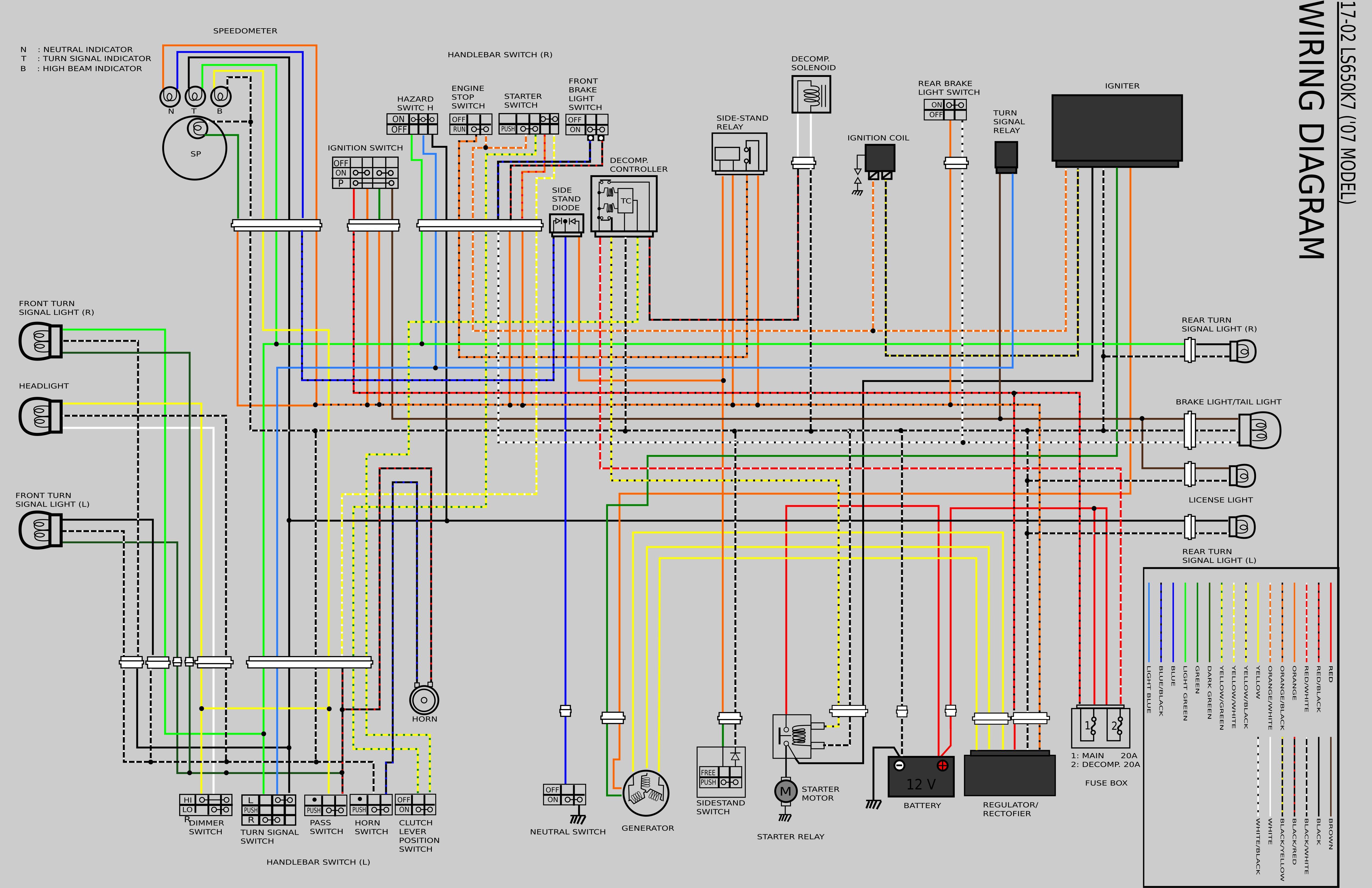 Diagram On A 2007 Suzuki Eiger Wiring Diagram Full Version Hd Quality Wiring Diagram Diagramfeelye Gisbertovalori It
