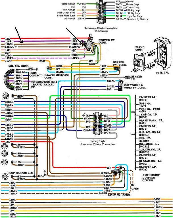 70 chevy c10 wiring diagram - wiring diagram leak-usage -  leak-usage.agriturismoduemadonne.it  agriturismo due madonne