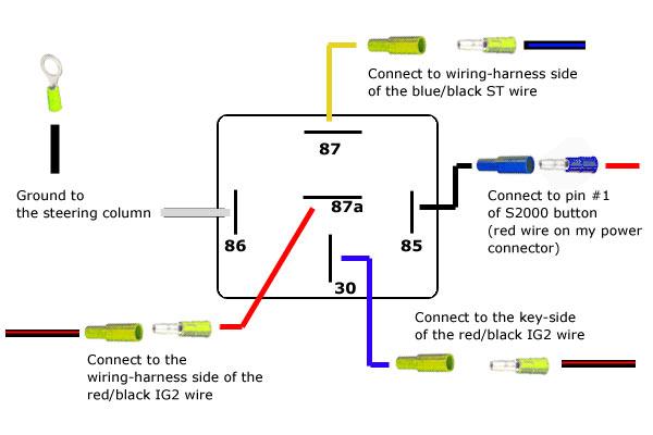 ZY_3913] 5 Pin Relay Schematic Wiring DiagramRdona Gue45 Mohammedshrine Librar Wiring 101