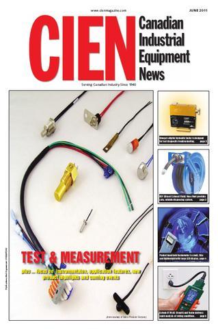 Phenomenal Canadian Industrial Equipment News June 2011 By Annex Business Media Wiring Cloud Genionhyedimohammedshrineorg