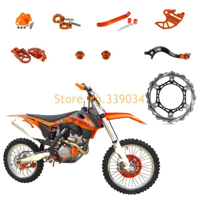 Brilliant Motocycle Cnc High Strength Full Eye Catching Parts For Ktm 250 Exc Wiring Cloud Apomsimijknierdonabenoleattemohammedshrineorg