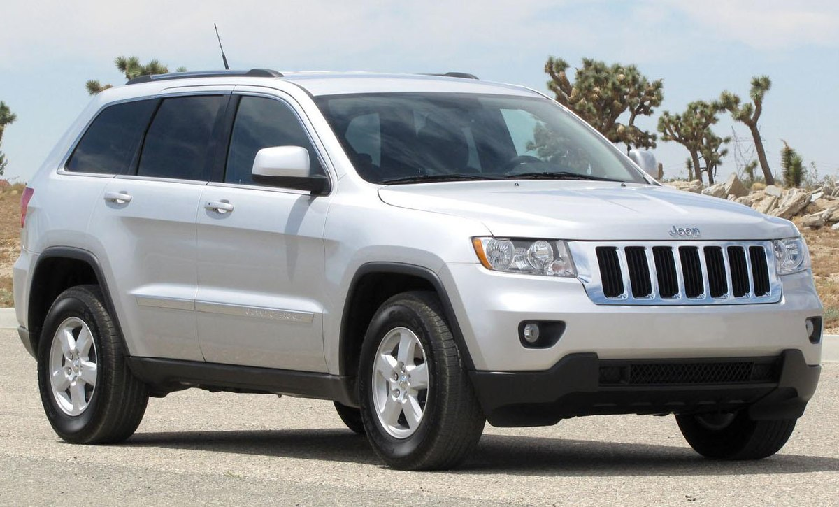 Stupendous Jeep Grand Cherokee Wikipedia Wiring Cloud Waroletkolfr09Org