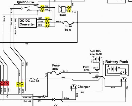 vx3876 club car 48v wiring diagram wiring harness wiring