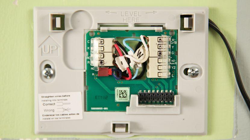 wifi thermostat wiring diagram cavalier power window wiring