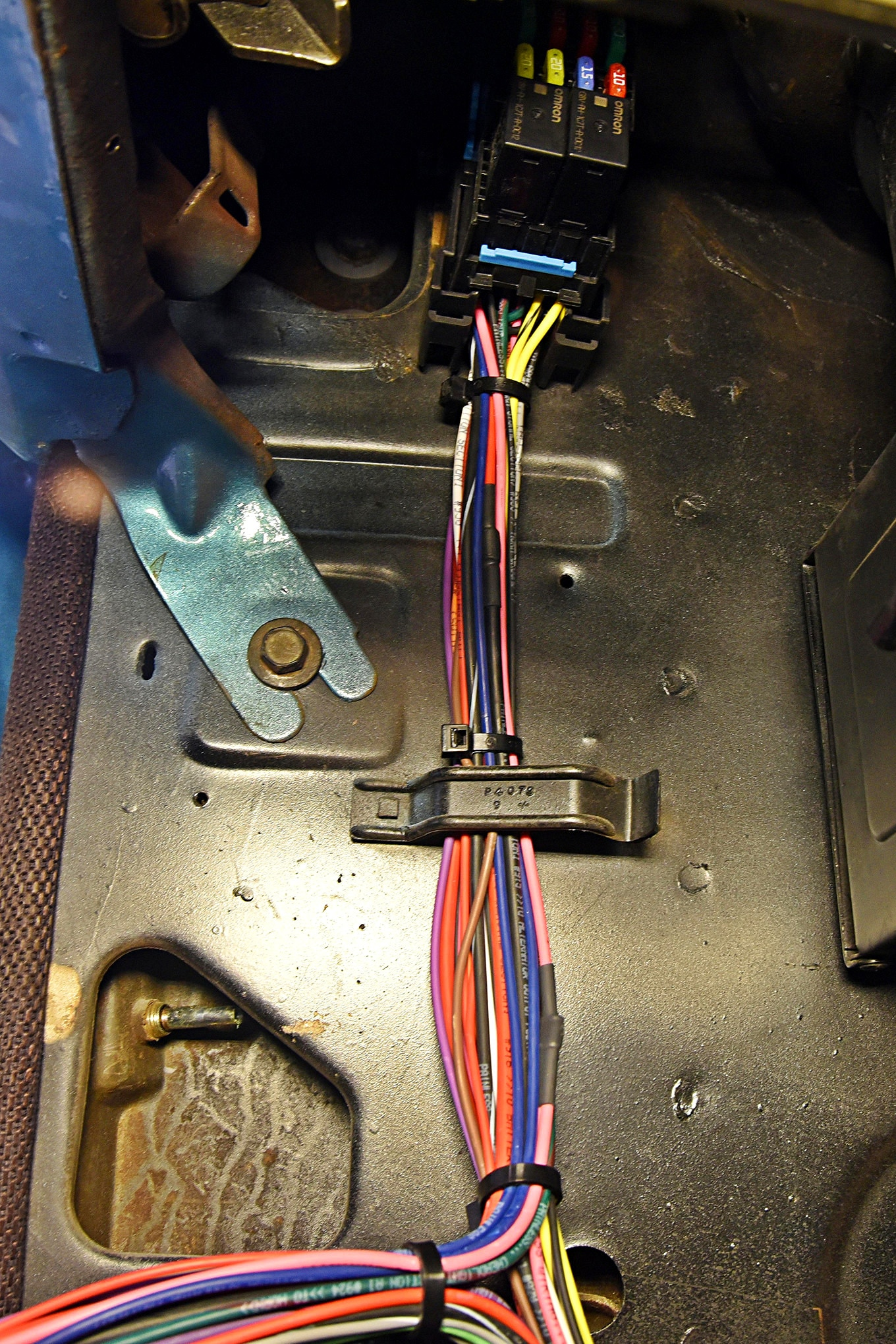 Super How To Rewire A 1965 Plymouth Barracuda The Painless Way Hot Rod Wiring Cloud Icalpermsplehendilmohammedshrineorg