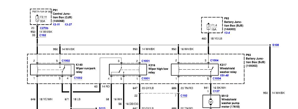 DE_4300] 2007 Ford F650 Wiper Wiring Diagram Schematic WiringUsly Osuri Cana Sand Ynthe Sapre Vesi Para Numap Mohammedshrine Librar  Wiring 101