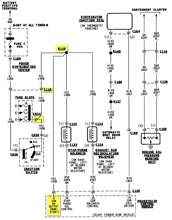 Dodge Dakota Truck Trailer Wiring Wiring Diagrams Site Ill Express A Ill Express A Geasparquet It