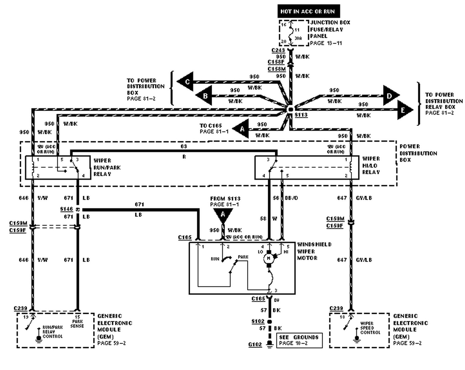 va_6330] wiring diagram on wiper motor wiring diagram for 97 ford  expedition free diagram  www mohammedshrine librar wiring 101