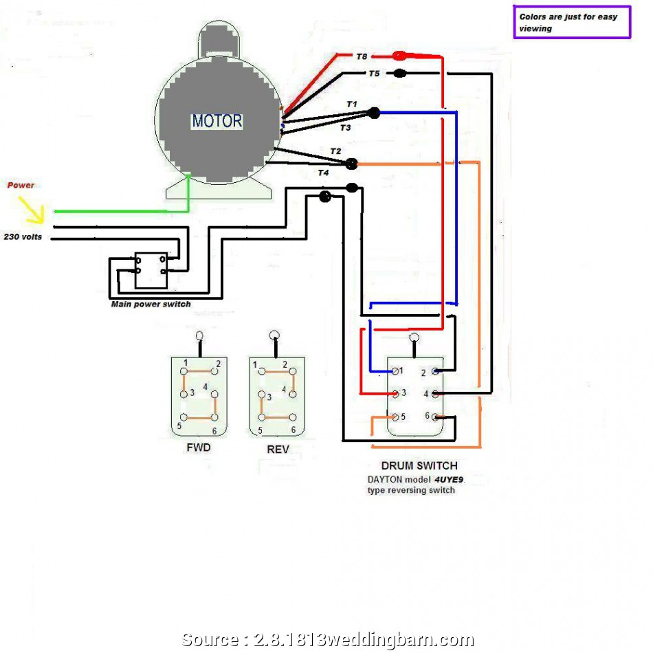 Dayton Wiring Diagram