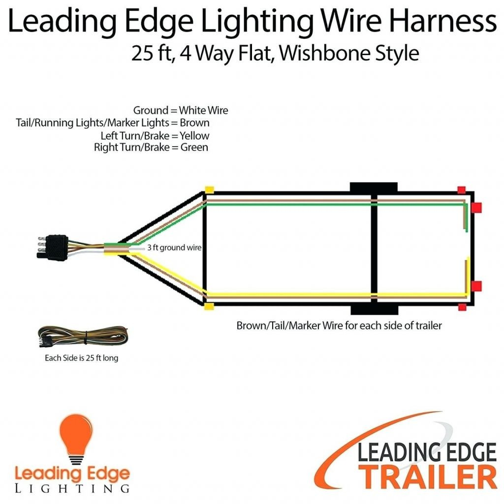 4 wire trailer lights wiring diagram bf 4414  4 pin 5 wire trailer wiring diagram  4 pin 5 wire trailer wiring diagram
