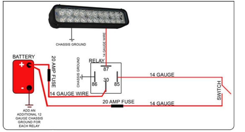 NX_0305] Amp Relay Wiring Diagrams For Light Bars On 3O Wiring DiagramIcand Seve Hete Kicep Mohammedshrine Librar Wiring 101