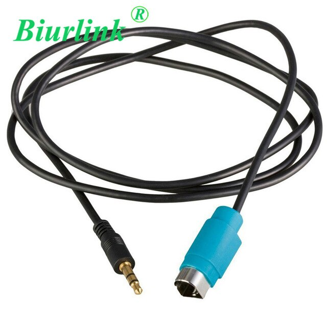 Outstanding 3 5Mm Aux In Cable For Alpine Kce 236B Cde 9872 9881 Cda 9852 9870 Wiring Cloud Picalendutblikvittorg