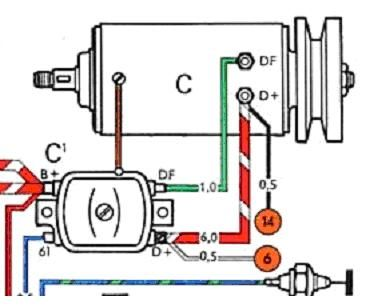 1967 Vw Bug Alternator Wiring Diagram Mitsubishi Electric Wiring Diagram Contuor Losdol2 Jeanjaures37 Fr