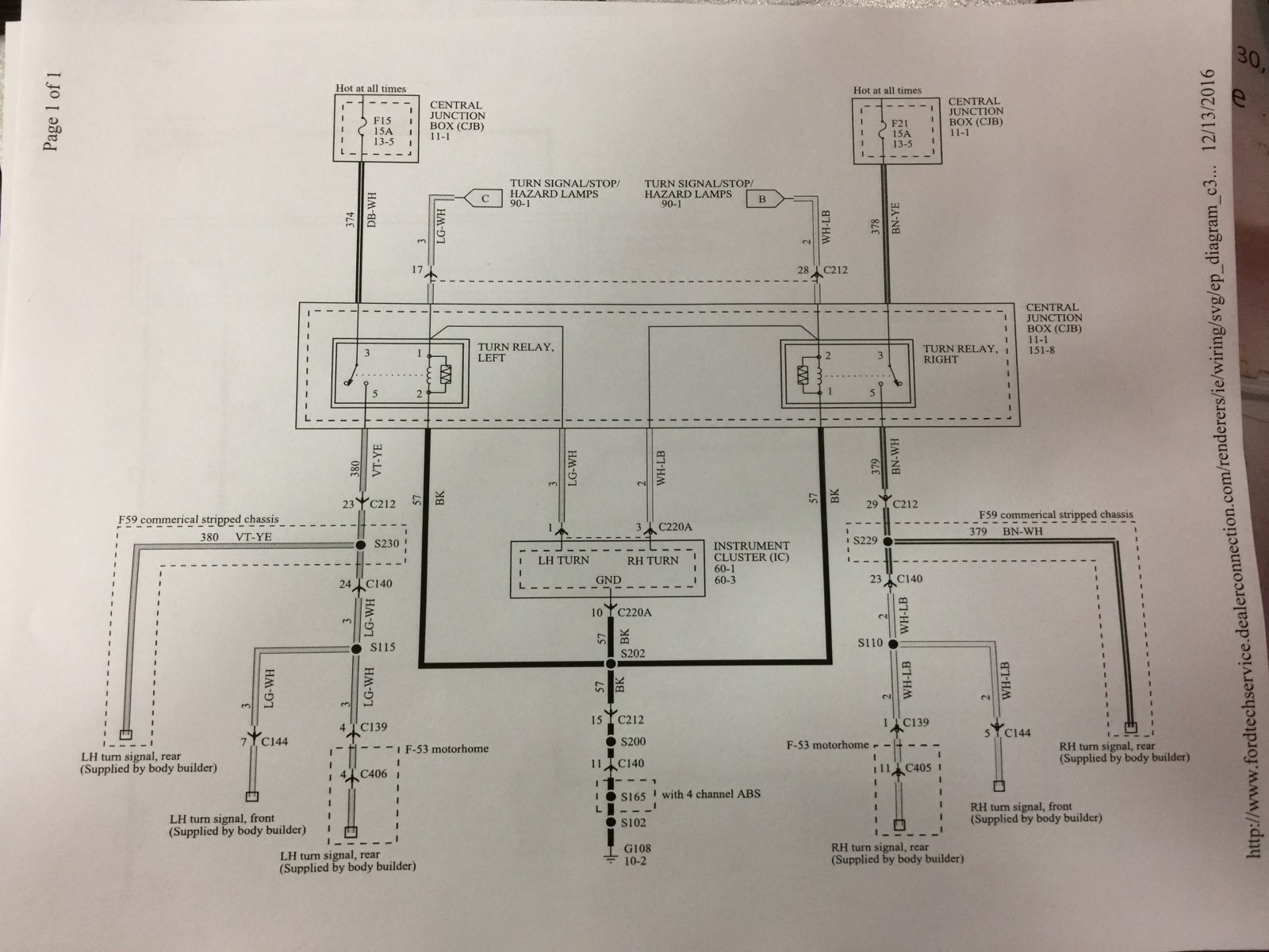 2013 ford f53 trailer wiring - wiring diagram recent pace-desk -  pace-desk.cosavedereanapoli.it  pace-desk.cosavedereanapoli.it