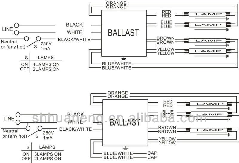 Ef 4535 Bulb Fluorescent Light Ballast Wiring Diagram Free Download Wiring Schematic Wiring