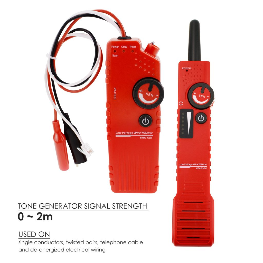Tremendous Nf 819 Anti Jamming Underground Cable Tracker Detector Tester Gain Wiring Cloud Grayisramohammedshrineorg